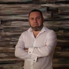 Sergey Brukerprofil