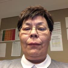 Gerda的用戶個人資料