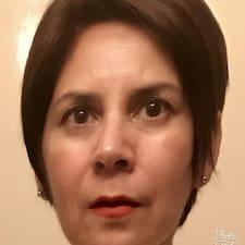 Användarprofil för María Elena