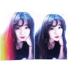 Profil utilisateur de Eunah