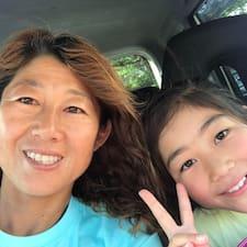 Perfil do utilizador de Yoko