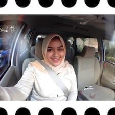 Profil utilisateur de Fajriatul