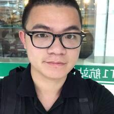Perfil do utilizador de Congcong