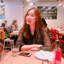 Eunjung felhasználói profilja