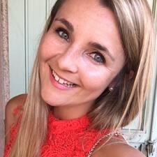 Profil utilisateur de Justine
