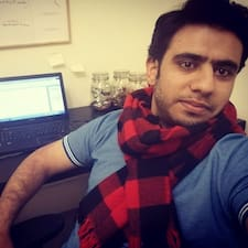 Perfil do usuário de Ahmad