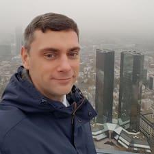 Профиль пользователя Сергей