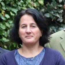 Henkilön Elisabeth käyttäjäprofiili