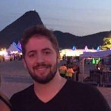 Perfil do utilizador de Pedro Guimarães Rocha