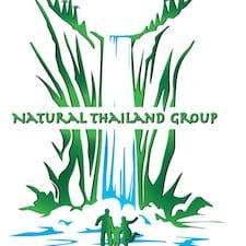 Natural Thailand的用戶個人資料