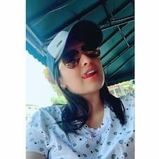 Profil utilisateur de Camila Andrea
