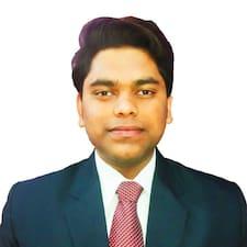 Rohit felhasználói profilja