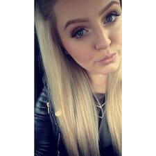 Holly felhasználói profilja