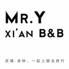 Mr,Y님의 사용자 프로필