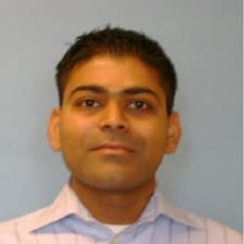 Sunil felhasználói profilja