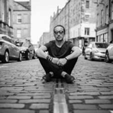DJ-Don User Profile