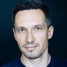 Профіль користувача Paweł