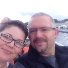 Kristy & Simon Brukerprofil