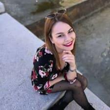 Ioanna felhasználói profilja