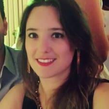 Gebruikersprofiel Natalia Braulio