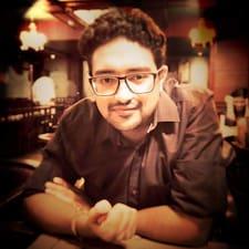 Profil Pengguna Sahil
