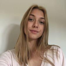 Priscilia felhasználói profilja