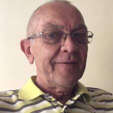 Hans-Walter felhasználói profilja
