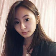 Perfil do utilizador de Jiawei