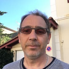 Profil utilisateur de Frederick