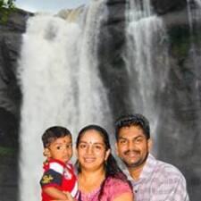 Användarprofil för Balasubramaniam