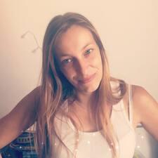 Mirka felhasználói profilja