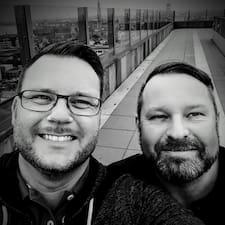 Jan&Ralph Brugerprofil