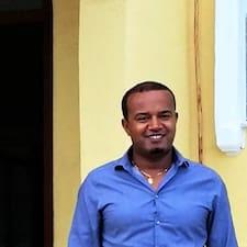 Abiy - Uživatelský profil