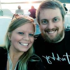 Ben & Christina felhasználói profilja