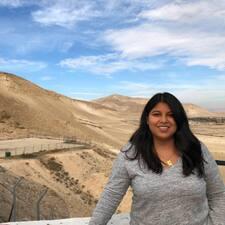 Mariangela felhasználói profilja