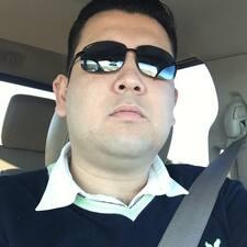 Manuel Aristeo felhasználói profilja