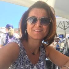 Elisabete felhasználói profilja