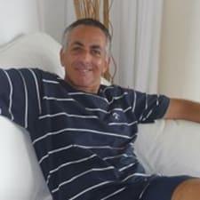 Profil utilisateur de Osvaldo