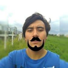 Профіль користувача Luis F