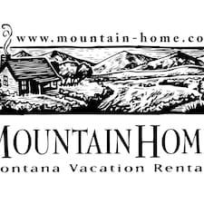 Mountain Home Brugerprofil