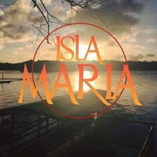Isla felhasználói profilja