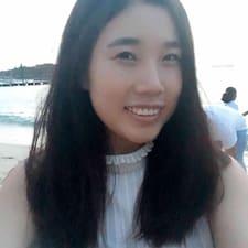 Zhou felhasználói profilja