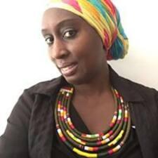 Mame Daour felhasználói profilja