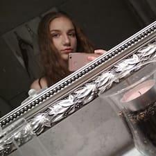 Profil utilisateur de Sofiya