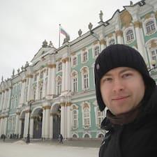 Олег的用戶個人資料