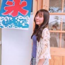 昀萱 - Uživatelský profil