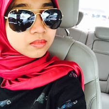Profil utilisateur de Amirah
