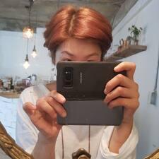 Profil utilisateur de Jisung