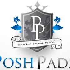 Perfil de usuario de Poshpadz