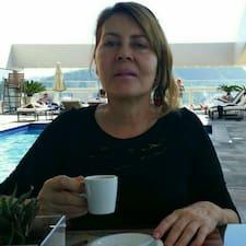 Användarprofil för Fátima